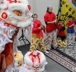 Lunar New Year's Festival–Bay Area Discovery Museum
