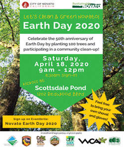 Novato Earth Day 2020