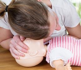 Infant and child CPR, MarinHealth Medical Center, Greenbrae