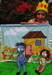 Jelly Jam Time Puppets presents Jaquelyn and the Beanstalk Puppet Show