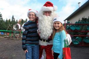 Reindeer Ridge Christmas Tree Farm–Sebastopol