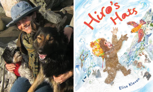 Author Event - Hiro's Hats by Elisa Kleven