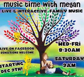 Music Time with Megan