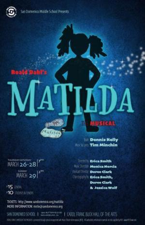 San Domenico presents Roald Dahl's Matilda The Musical