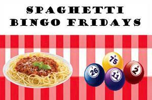 Spaghetti Bingo Fridays at Tam Valley Community Center