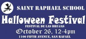 Saint Raphael School Halloween Festival
