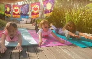 Wee Yogis Yoga+Music