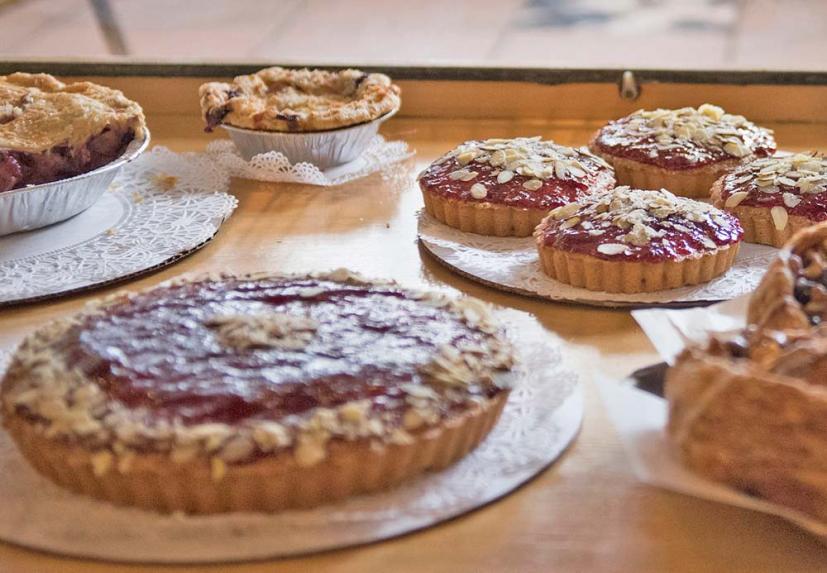 Bovine Bakery Pt. Reyes