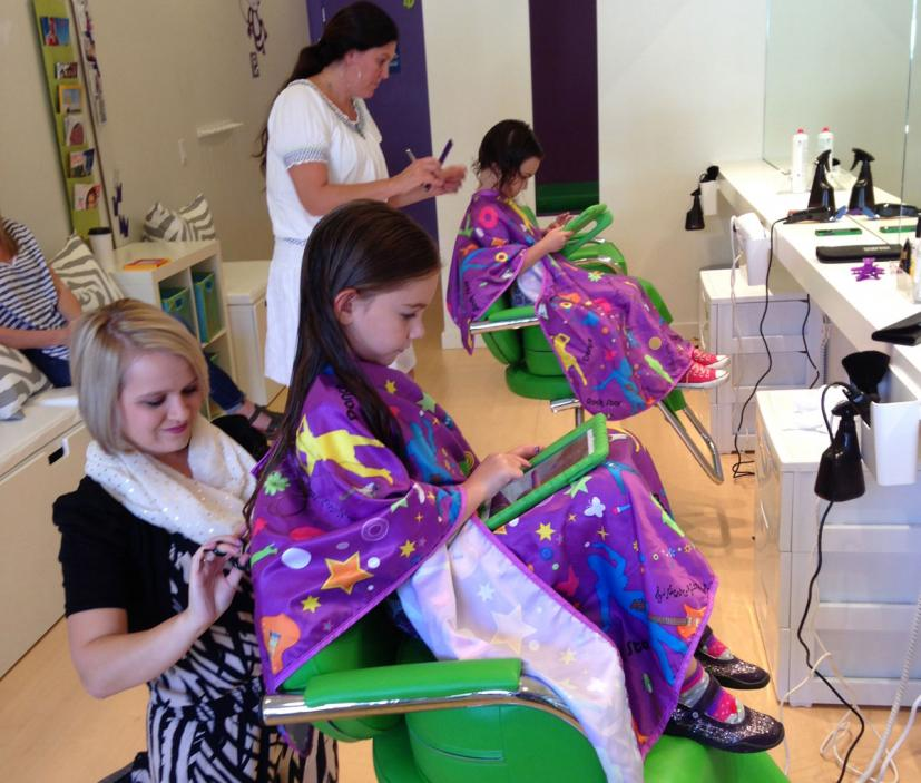 Best Haircuts for Kids in Marin