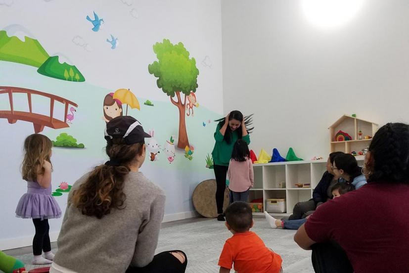 Cucu's Playhouse San Rafael