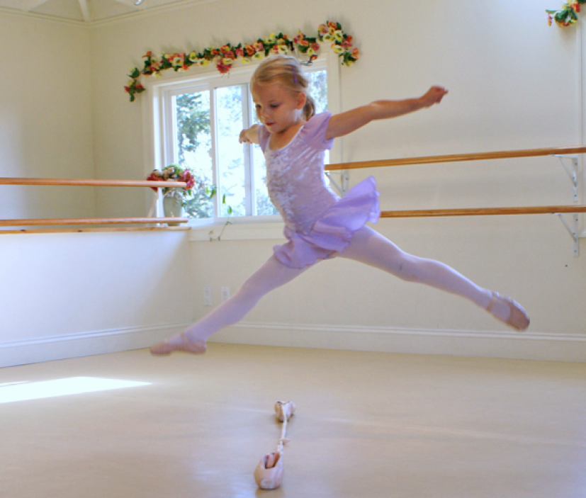 Ballet Classes for Kids in Marin