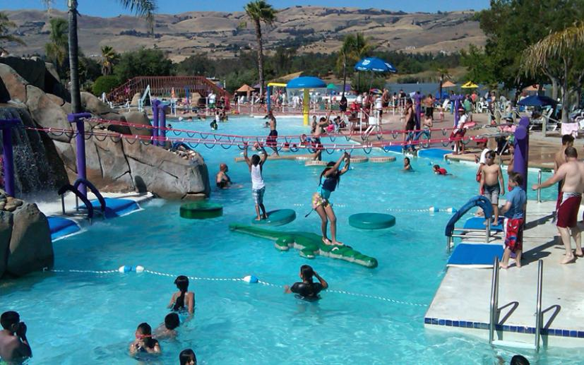 Best Water Parks In The Bay Area