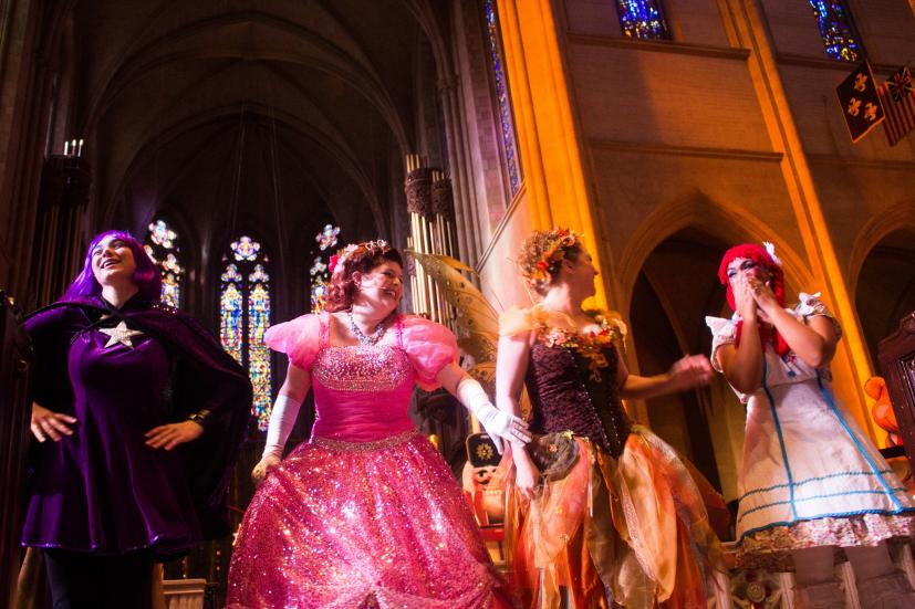 Grace Cathedral Sing We Christmas