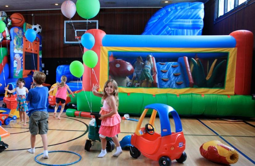 active indoor birthday parties for fall and winter in marin marin