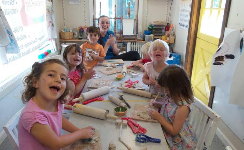 Art Classes for little ones