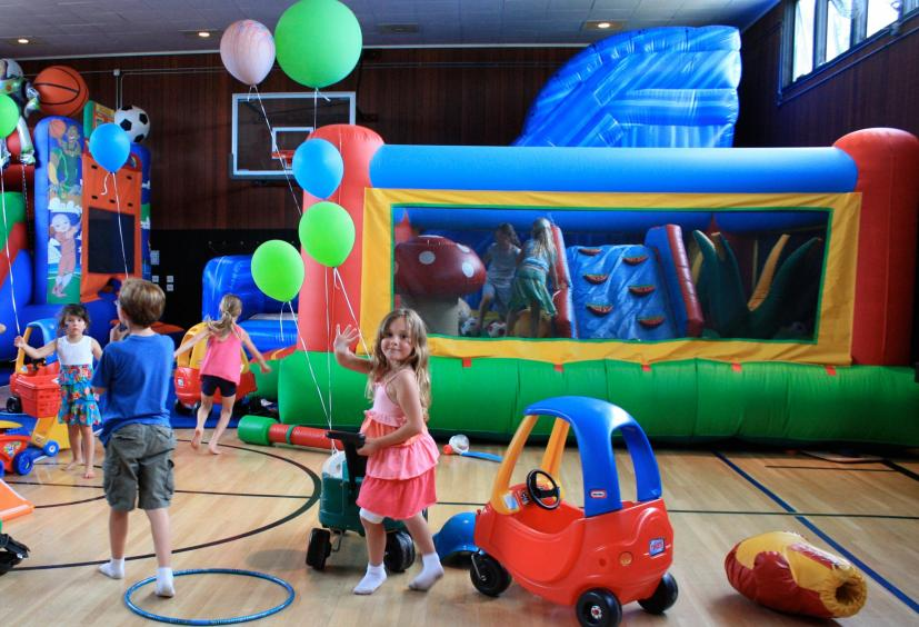 Active Indoor Birthday Parties For Fall And Winter In Marin