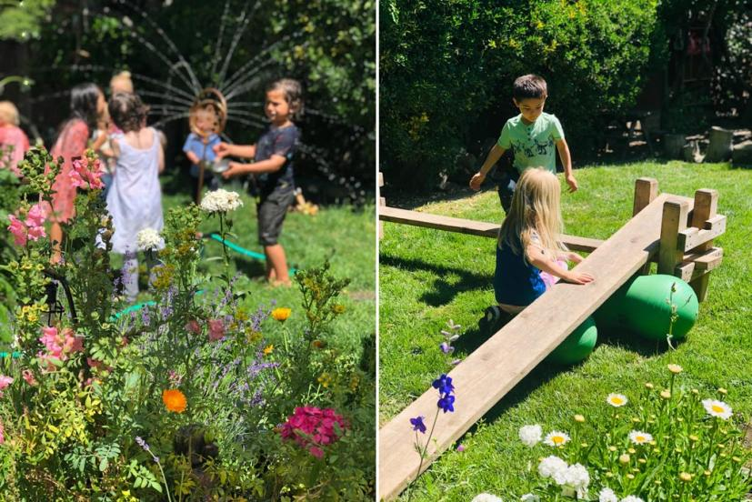 Blossom Nursery School outdoor