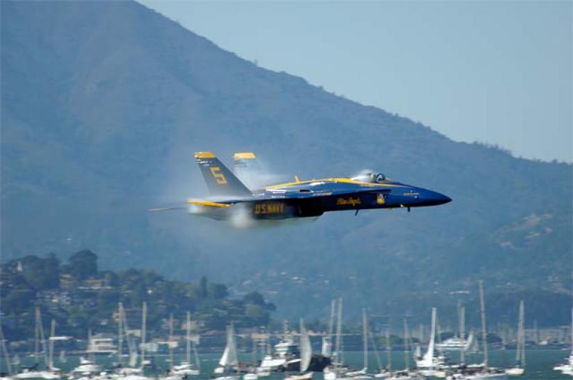 Blue Angels Fleet Week San Francisco 2018
