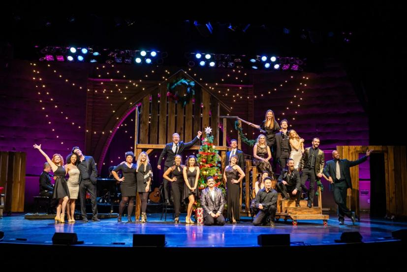 Transcendence Theatre Company Broadway Holiday Spectacular