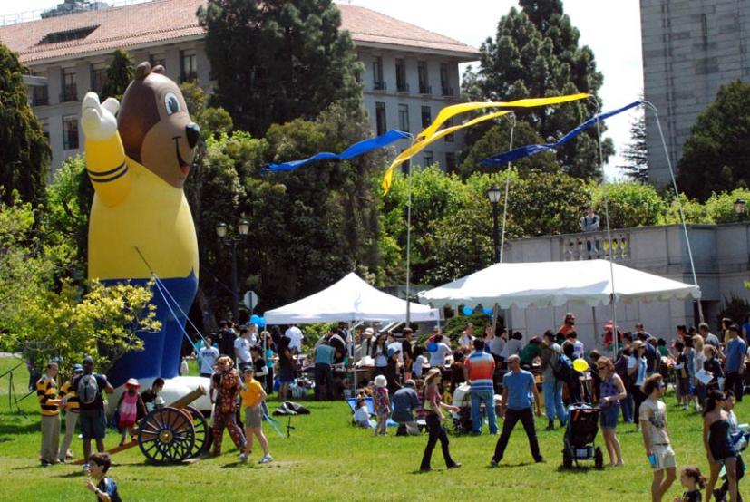 Cal Day UC Berkeley