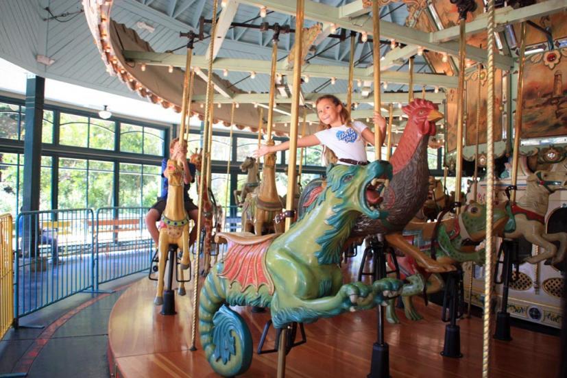 Tilden Park Carousel Berkeley