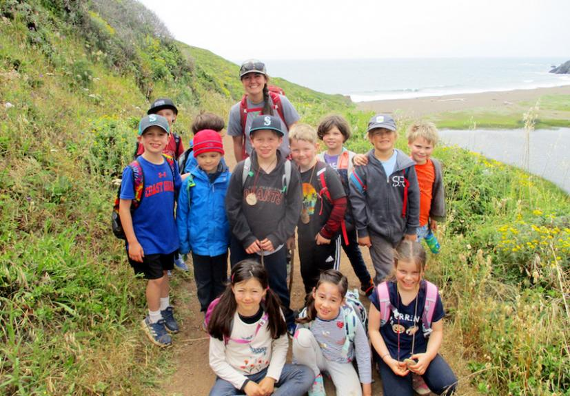 Nature Camps for Kids in Marin