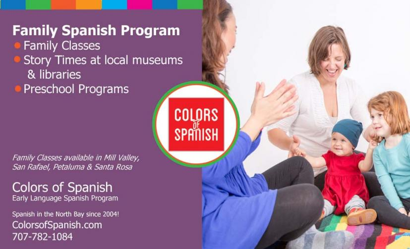 Colors of Spanish
