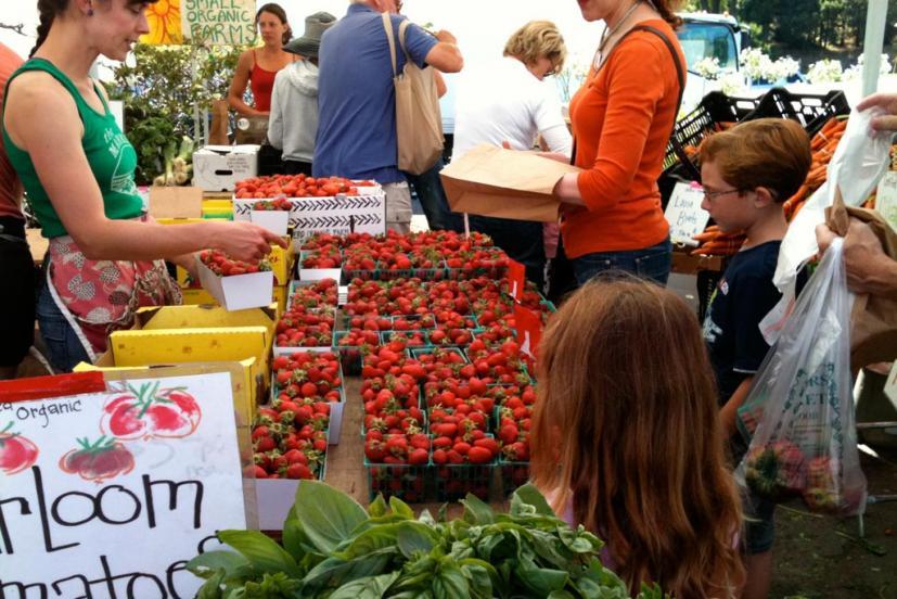 Marin Farmers' Markets