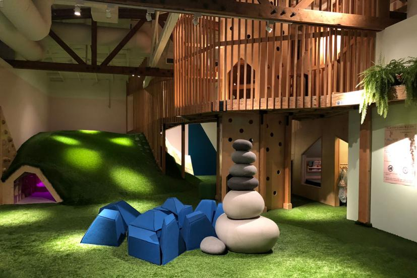 Fox & Kit San Rafael play space