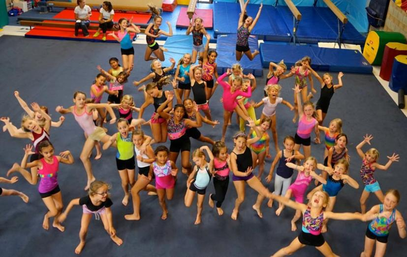 Gymnastics Classes for kids in Marin County
