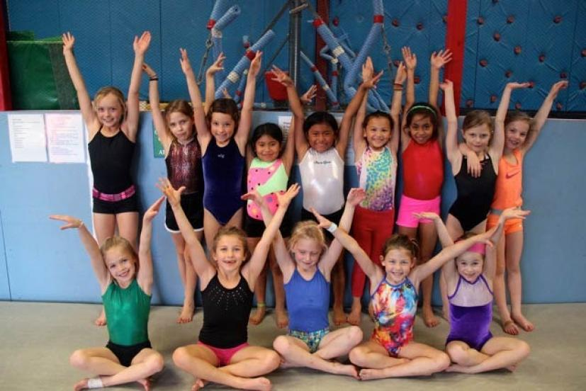 gymnastics classes for kids in marin marin mommies