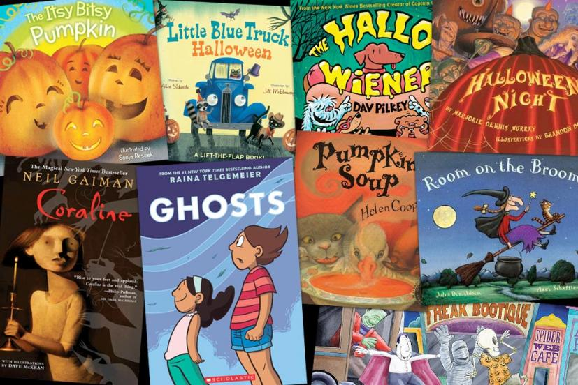 Our Favorite Halloween Books For Kids Marin Mommies