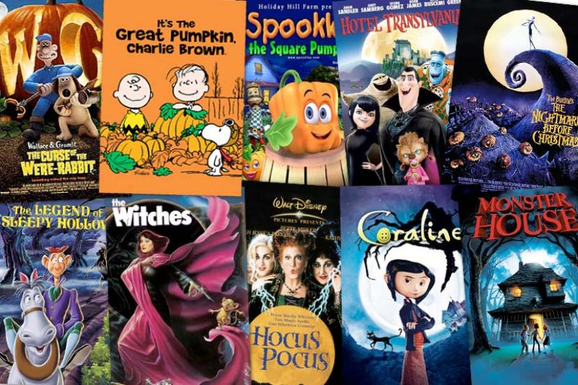 Our Top 10 Spooky Halloween Movies for Families | Marin Mommies