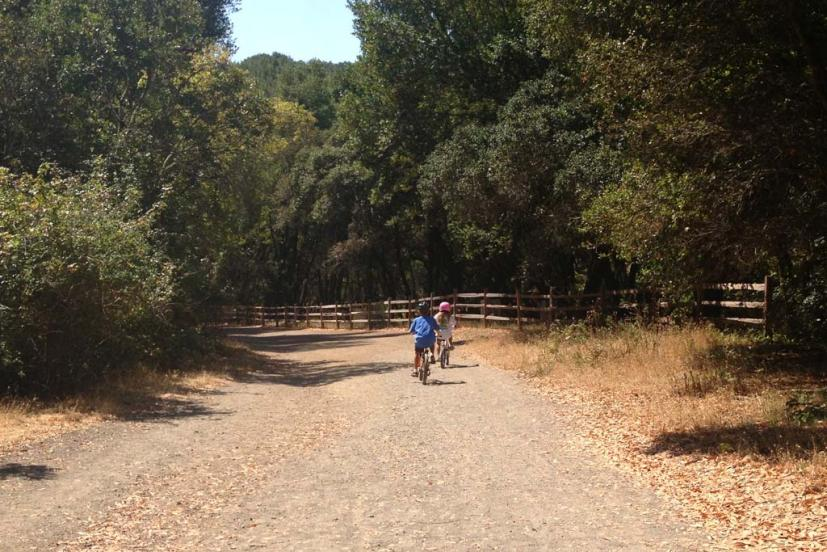 Indian Valley Open Space Preserve Novato