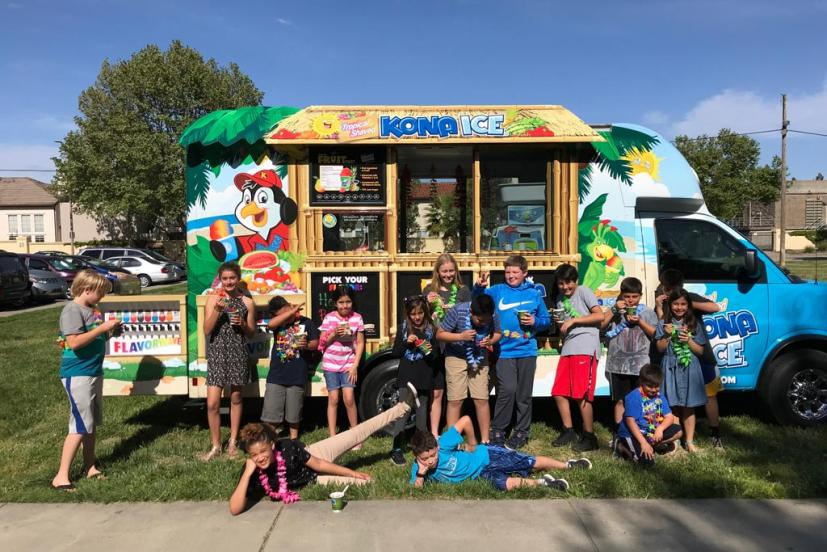 Kona Ice of North Marin