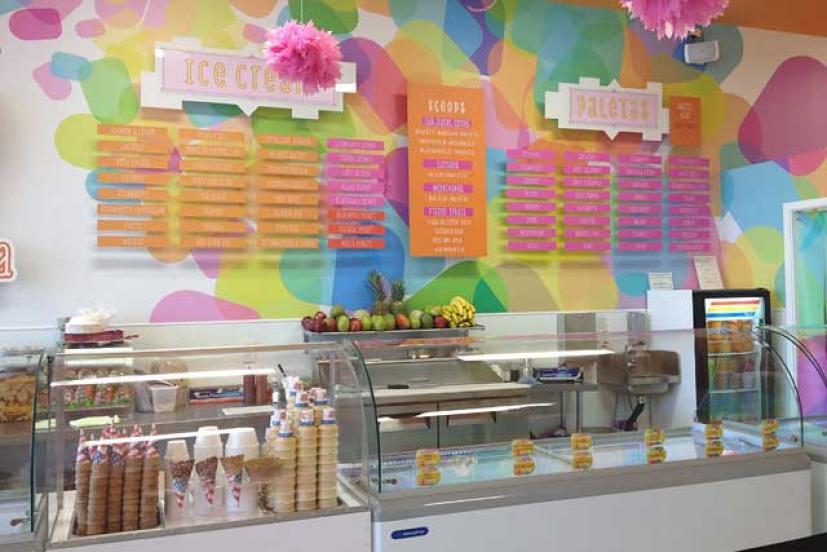 Novato S La Michoacana Serves Up Mexican Style Ice Cream And Fruit