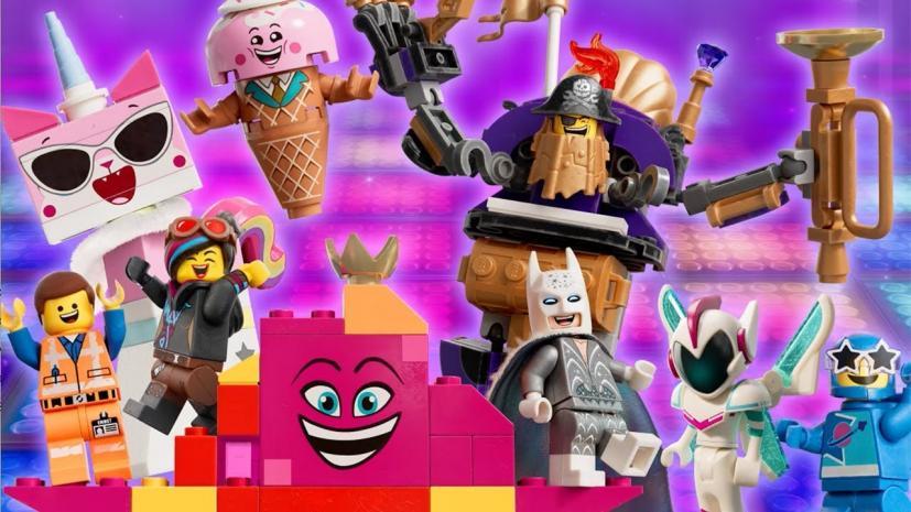 LEGO Movie 2 image for movie night