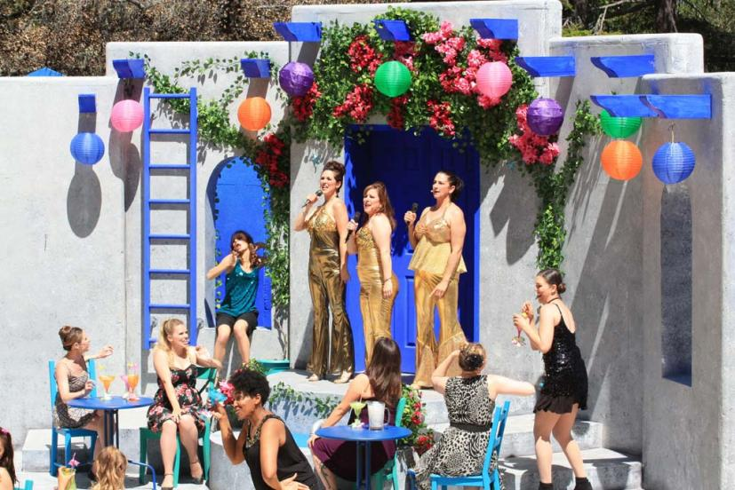 2018 Mountain Play Mamma Mia!