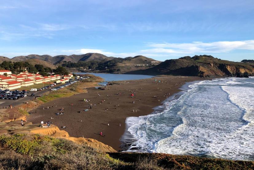 Marin Headlands and Rodeo Beach