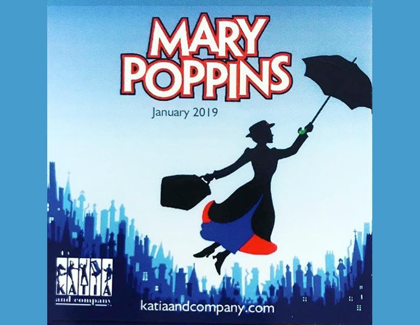 Mary Poppins Katia & Company