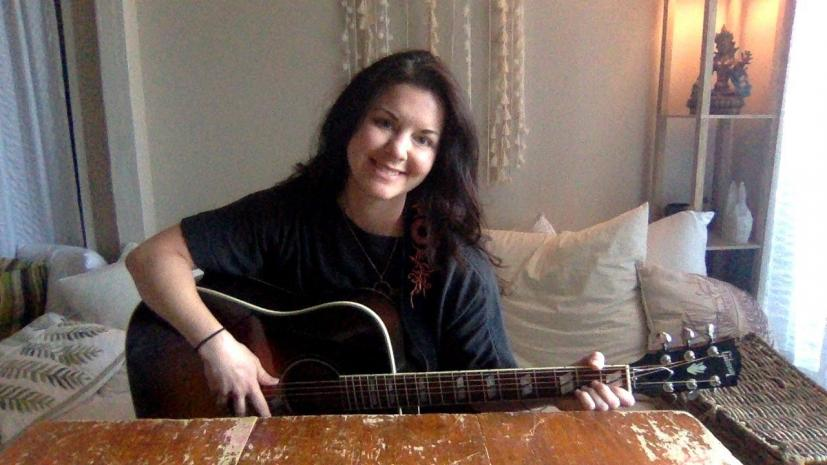 Megan Schoenbohm Sunrise Jam concert