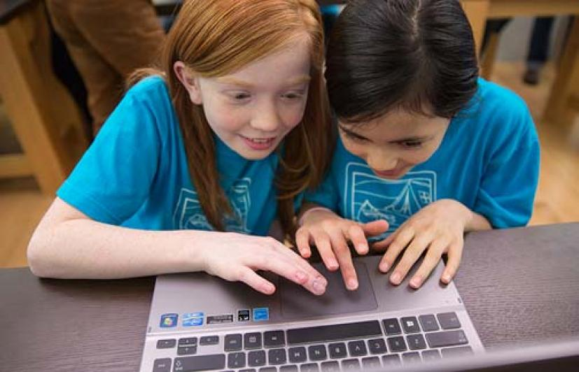 Create, Code and Play during Microsoft's free YouthSpark