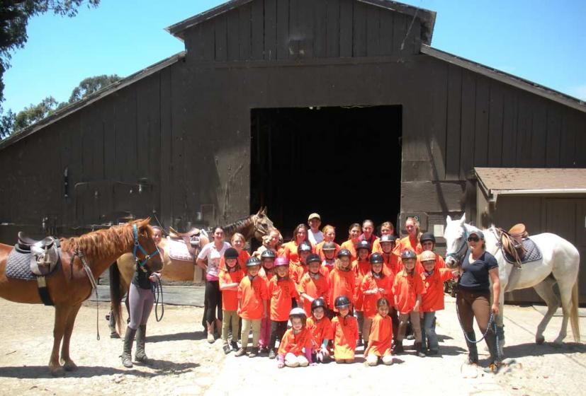 Miwok Stables camp
