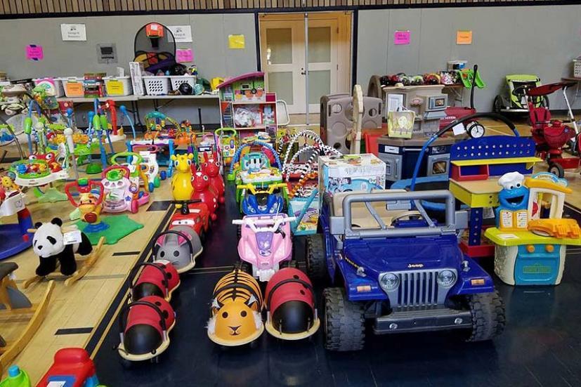 MPOMC Garage Sale