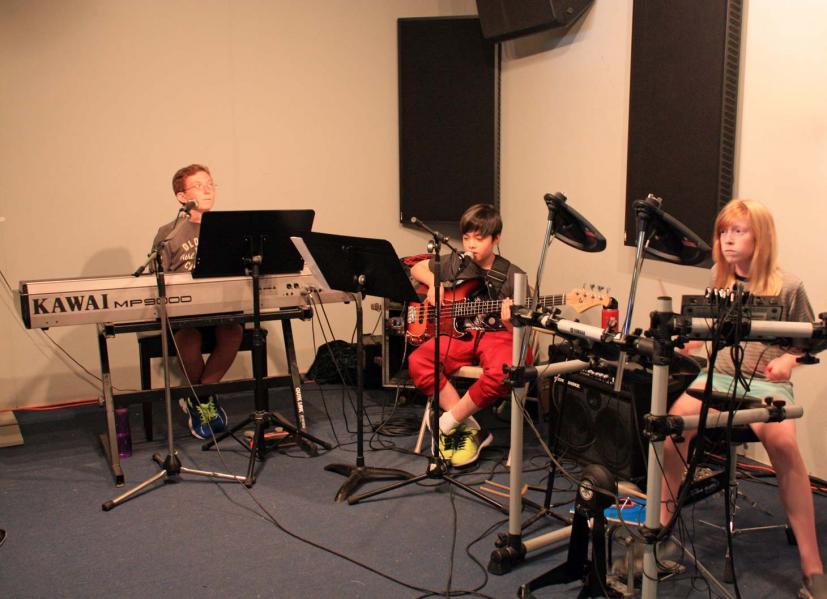 Music Camp Marin