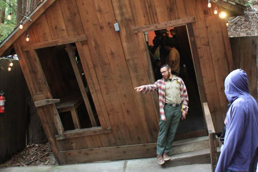 Experience The Strange And Unusual At The Mystery Spot In Santa Cruz Marin Mommies