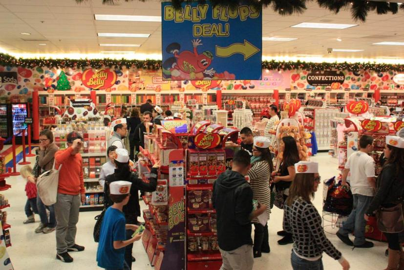Jelly Belly Factory Tour Fairfield