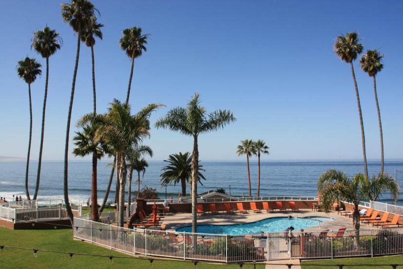 Seacrest Oceanfront Hotel Pismo Beach