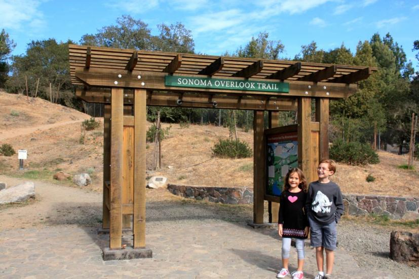 Sonoma Overlook Trail
