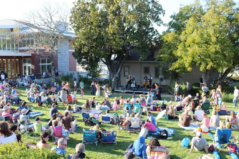 Novato Concerts on the Green